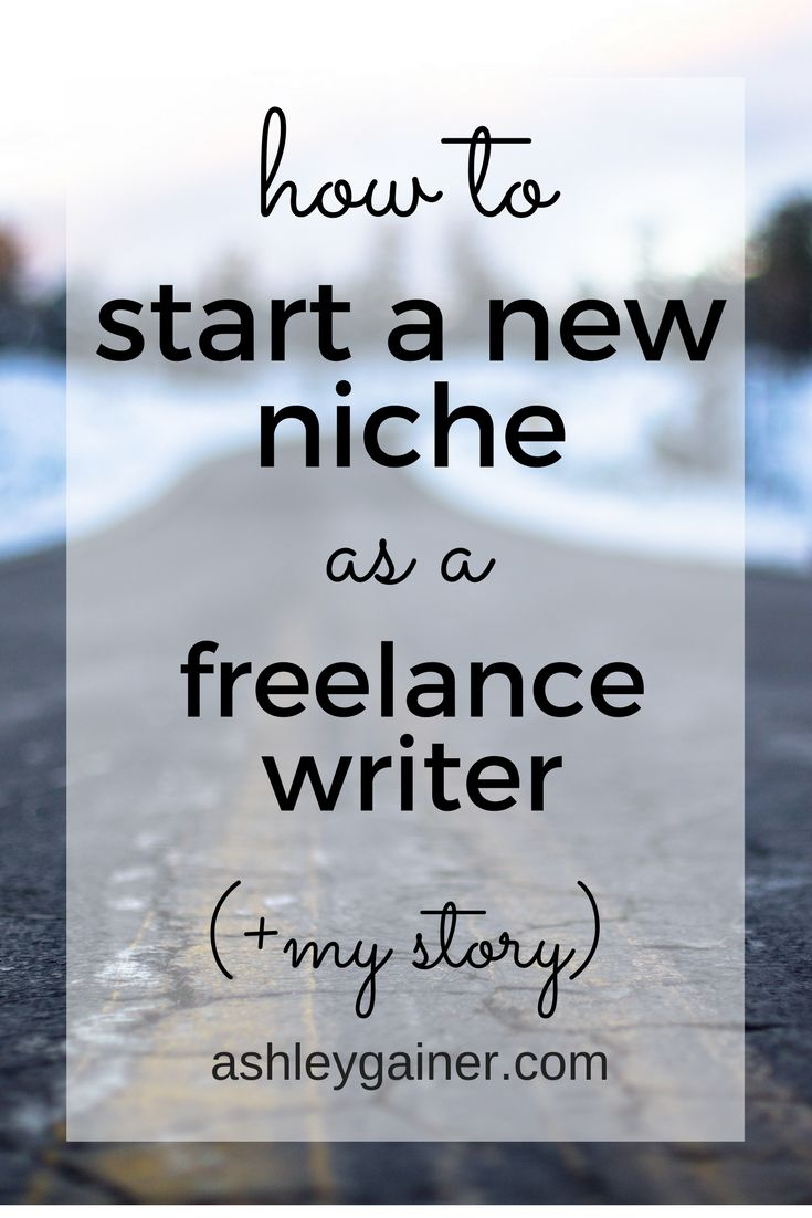 When you're ready to pick a freelance writing niche, add a niche, or even change niches, don't start over. Here's what to do for a smooth transition.