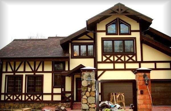 Фахверковый дом - Поиск в Google