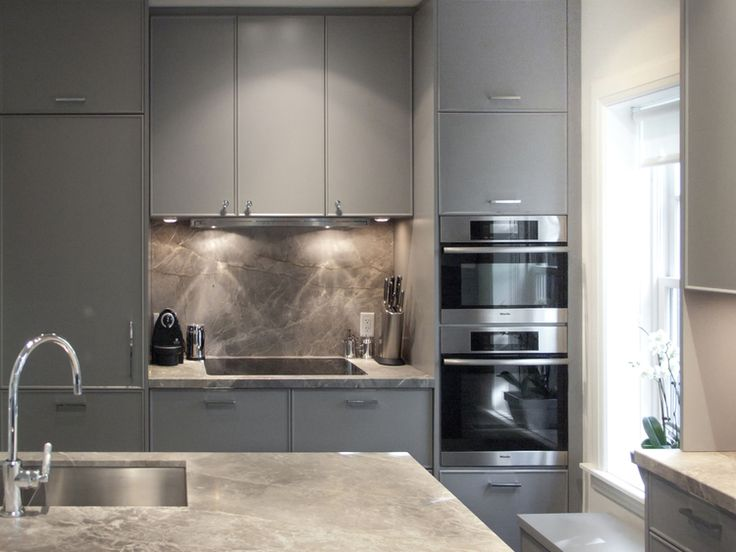 Contemporary Kitchen Grey 77 best gray kitchens images on pinterest | kitchen dining, modern