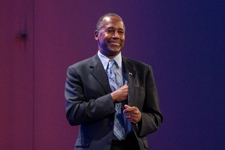If Facebook determined who our president would be, it would be Ben Carson