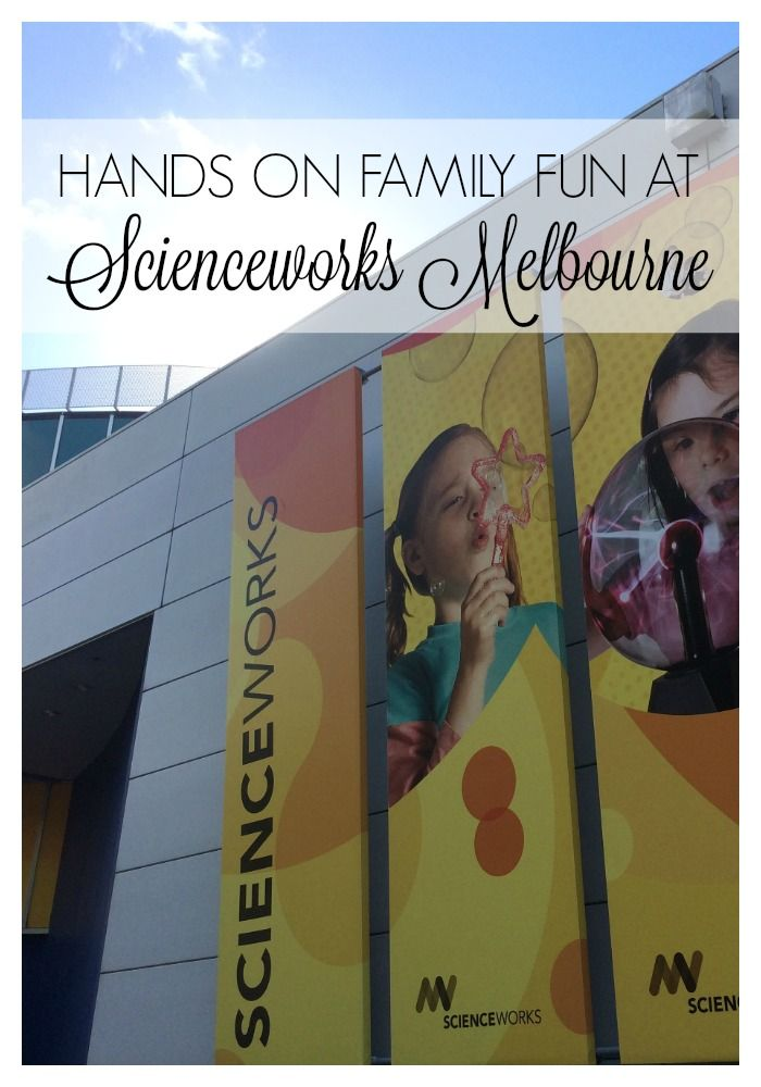 Scienceworks Melbourne puts fun first, learning second and, as a result, it is a brilliantly interactive museum for kids.