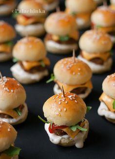12 façons de réinventer les burgers - Vite une recette