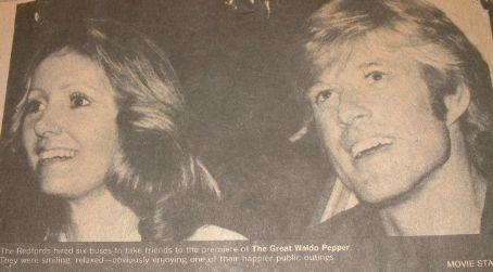 Lola Van Wagenen and Robert Redford Picture - Photo of Lola Van ...