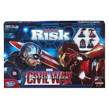 Captain America Civil War Risk