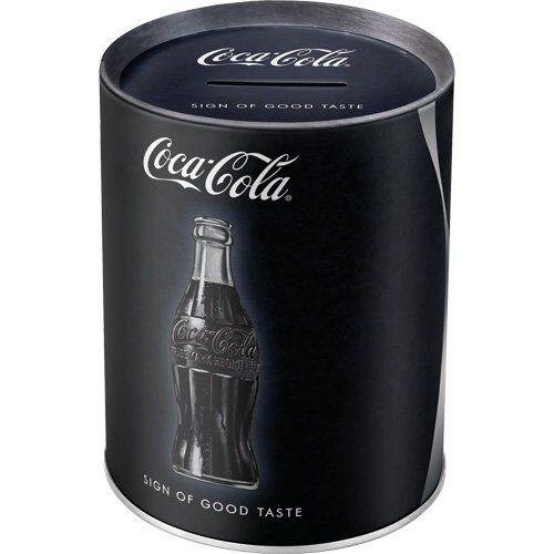 Nostalgic-Art 31018Tirelire «Coca Cola Sign Of Good Taste» (inscription en anglais): Cet article Nostalgic-Art 31018Tirelire «Coca…