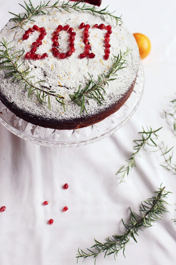 Vasilopita: A Greek New Year's Cake Recipe - Zoe With Love
