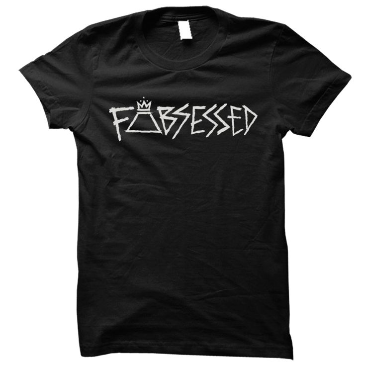 Fobsessed Tee - Fall Out Boy
