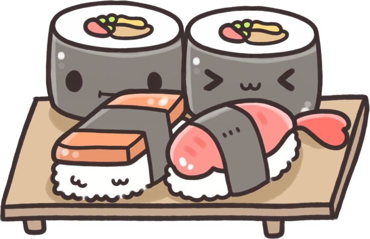 17 Best Images About Sushi On Pinterest Cartoon To