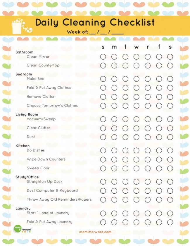 20 Free Printables to Organize Everything in Your Home | Boy Birthday Party Ideas and Supplies - Spaceships and Laser Beams