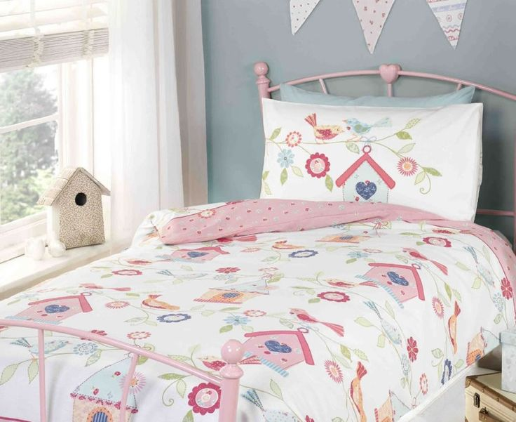 Birdhouse Single Bedding