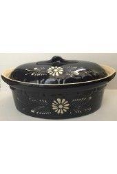 Moule kouglof, plat à baeckeoffe, poterie artisanale - Poterie Alsacienne