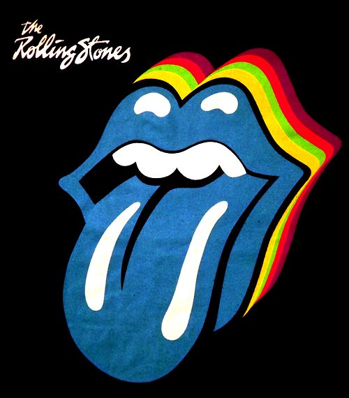 82 Best Tongues Images On Pinterest Rock Posters The Rolling