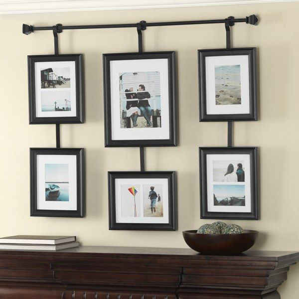 Wall solutions rod and frame set bed bath beyond