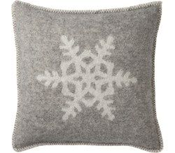 House&Home Snowflake Cushion in Living Space