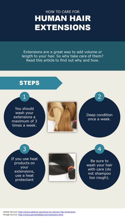 Your hair is an extension of your identity – the cut, color, and length come together to show the world a piece of who you are. Here are fabulous tips to care for your hair extensions.