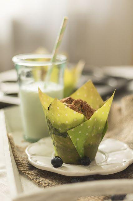 All   things  pretty: Uwaga! Przepis! Muffinki śniadaniowe.