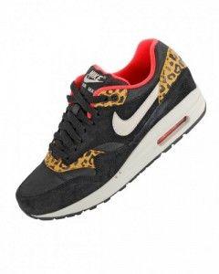 scarpe nike leopardate