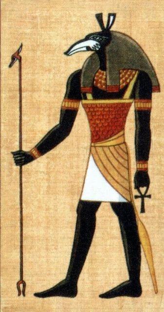 UPaP Copyright from Mora : Set - egipski i biblijny obraz wiecznego Boga