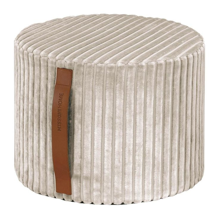 Discover the Missoni Home Coomba Pouf - 30x40cm - 21 at Amara