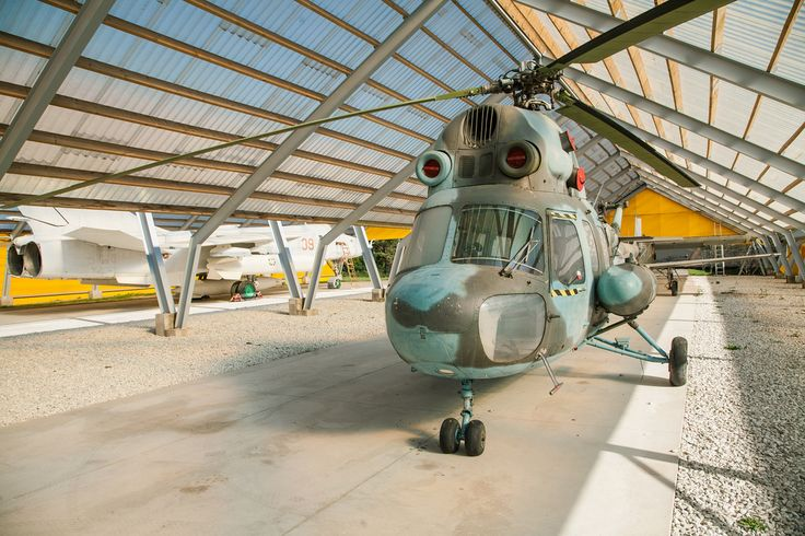 Dmitri Korobtsov - Путевые заметки: Авиационный музей под Тарту
