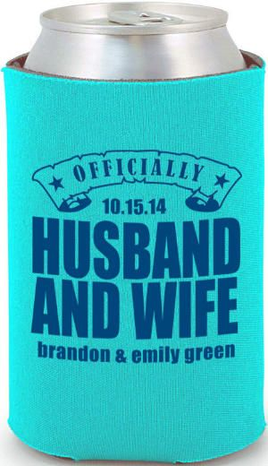 15 Best My Favorite Totally Wedding Koozies Images On