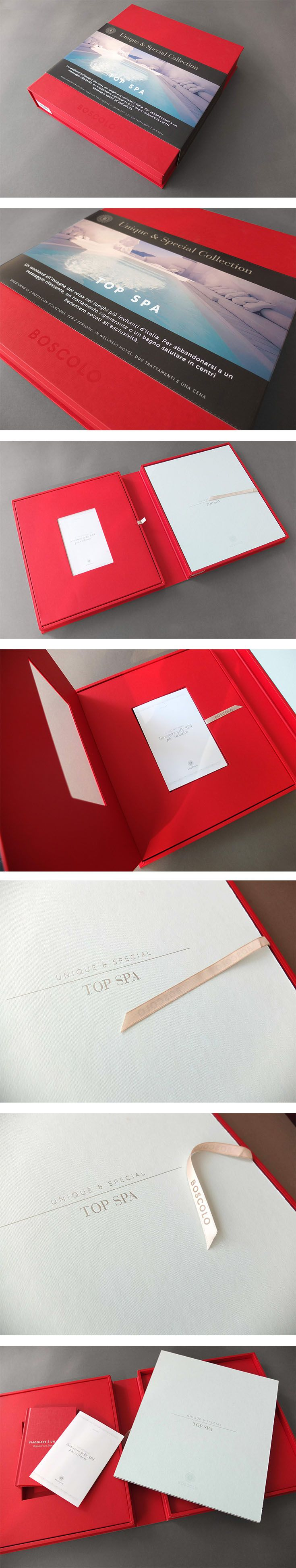 Gift Boscolo, un progetto #effADV - Gift Boscolo, effADV project - #packaging