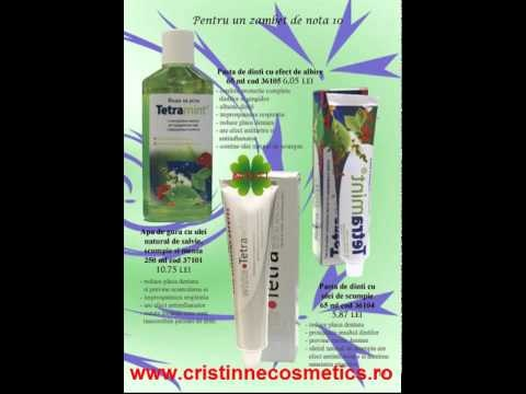 Cristinne Cosmetics - catalog Nou ian.-feb. 2011