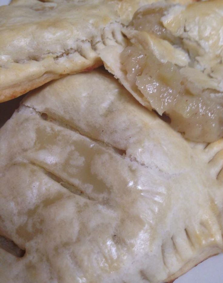 Apple Pie Turnovers | My Cooking | Pinterest