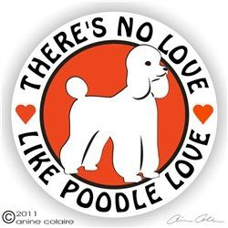 poodle sticker - Google Search
