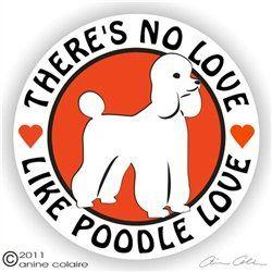 poodle sticker - Google Search