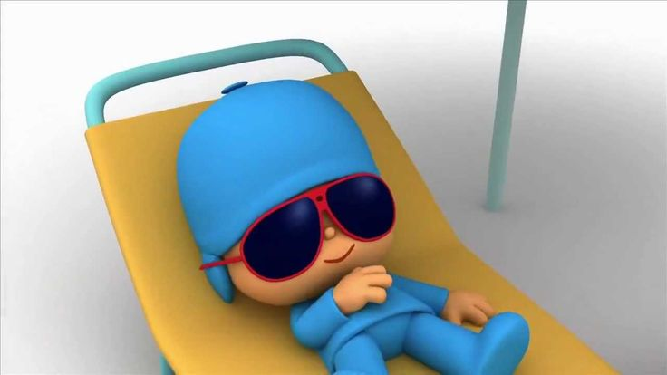 Pocoyo - Gangnam Style- great when the kids need to get their wiggles out or have indoor recess!