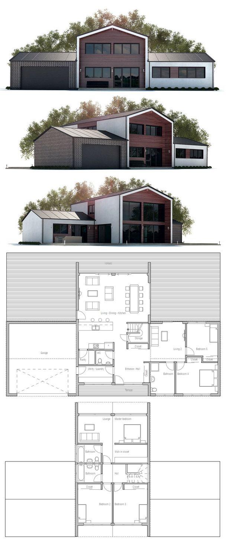 Modern Farmhouse, Modern Architecture