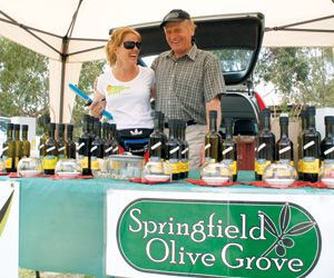 It's hard to go past all the markets and other weekend festivities in our region.  Plus we have awesome Oppe Shops!