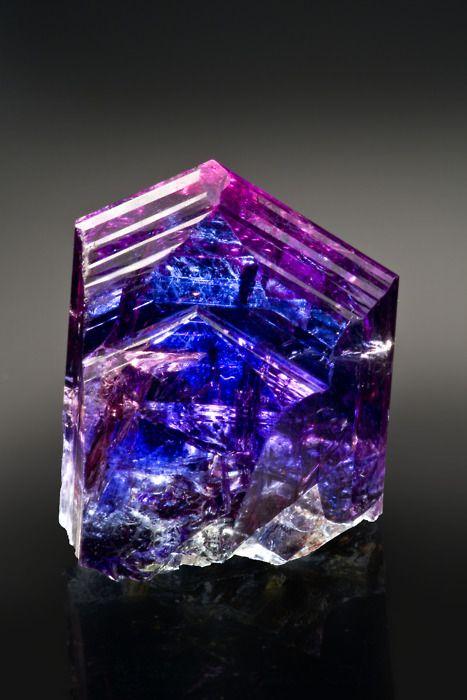 Tanzanite from Tanzania: Tanzanite, Gemstones, Precious Stones, Colors, Crystals Minerals, Lightning Storms, Tanzania, Favorite Stones, Rocks