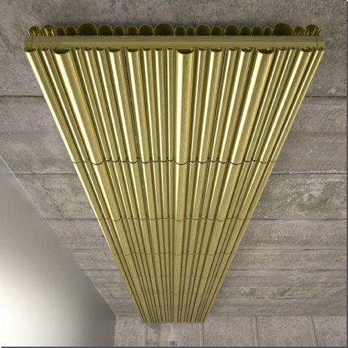 Bamboo -  Radiatore da design ad alta resa termica - High performance design radiator