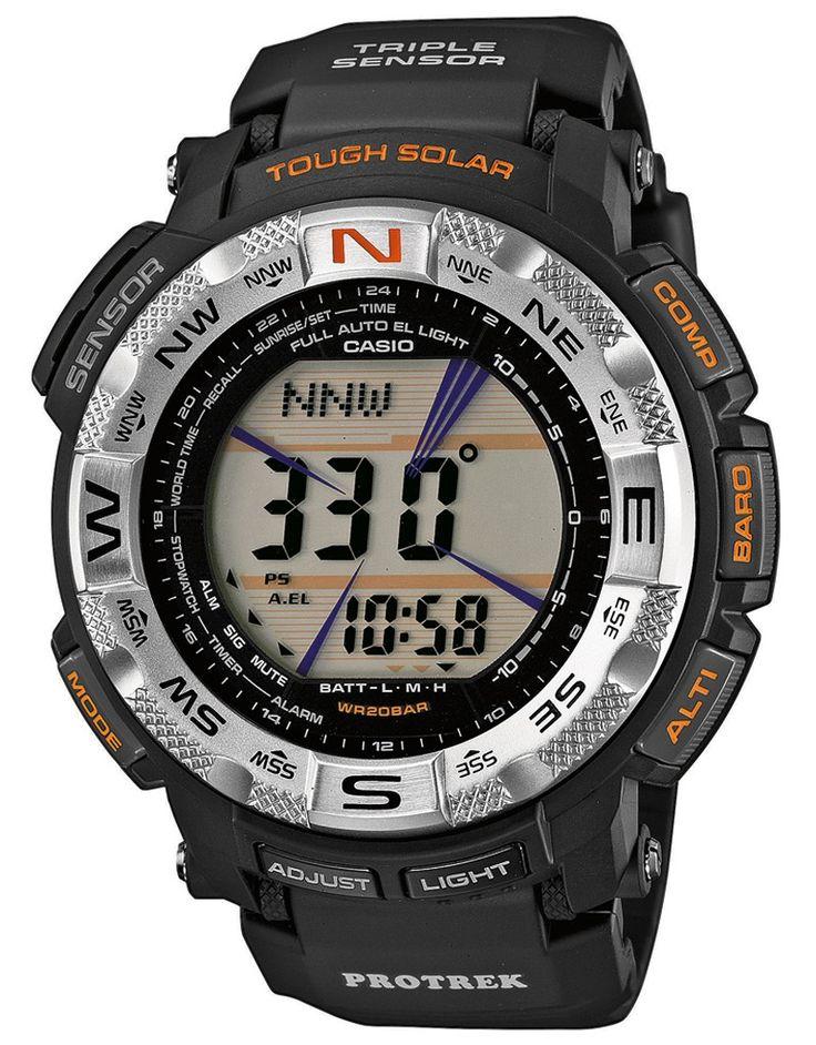 Digital ur til ekstrem sport - Casio Pro Trek PRG-260-1ER