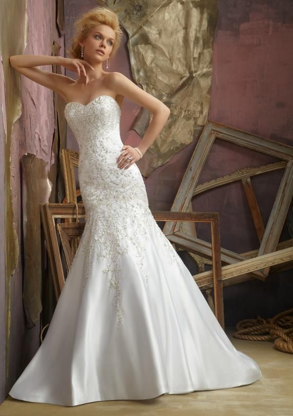 Cute  best Wedding dress images on Pinterest Wedding dressses Marriage and Brides