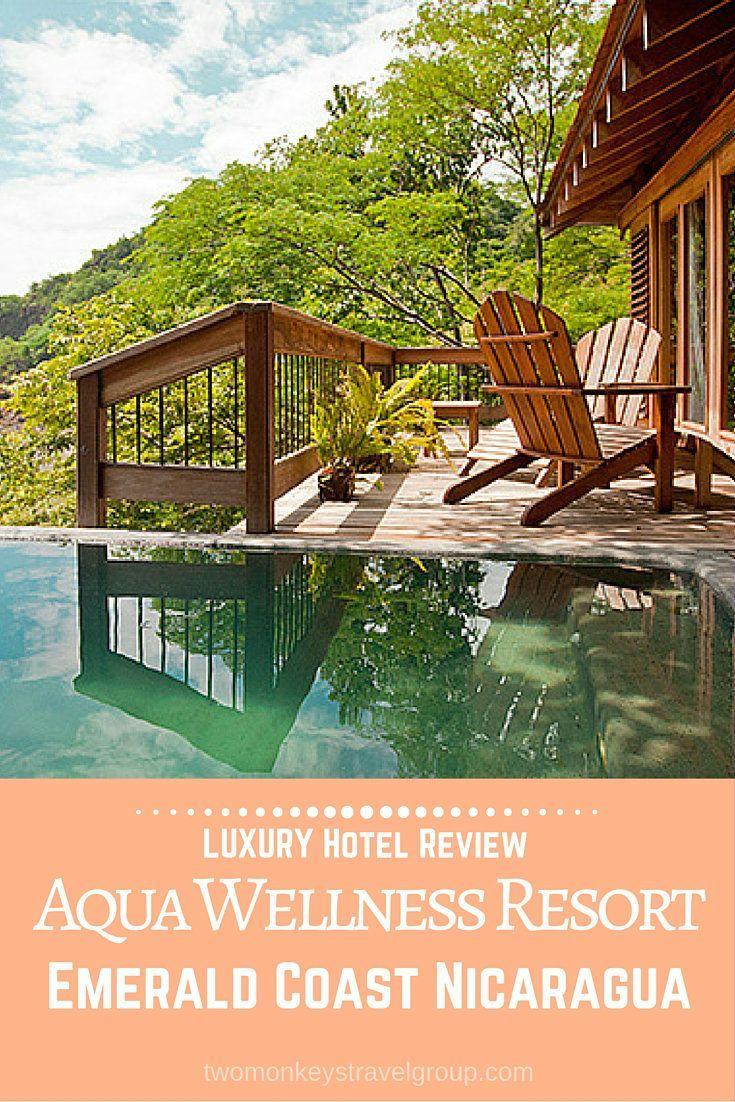 Luxury Hotel Review  Aqua Wellness Resort, Emerald Coast Nicaragua