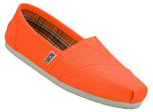 bobs shoes for women orange