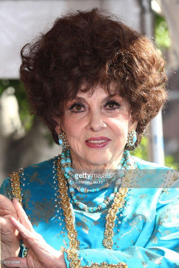 Gina lollobrigida heute