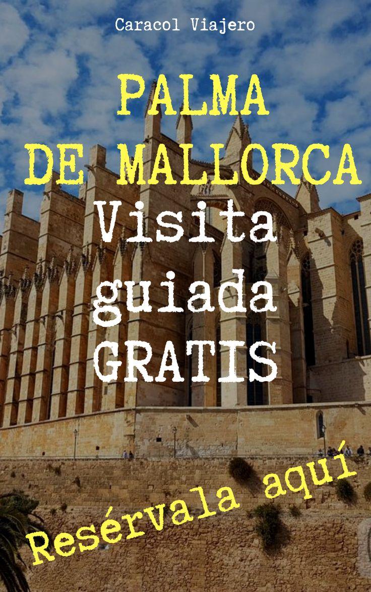 Free tour por Palma de Mallorca La Palma romana, la medina Al-Mayurqa… Descubr…