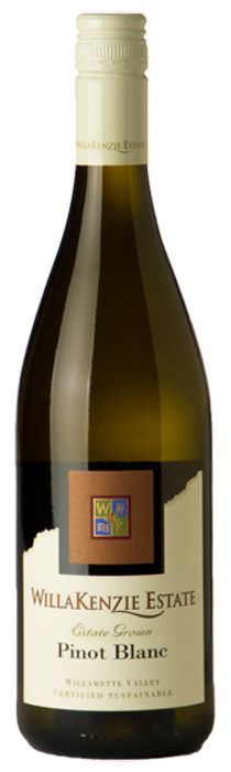 WillaKenzie Estate Pinot Blanc 2011. A pleasing round mouth feel, which ends with a long finish, follows the clean, crisp attack. This fresh and juicy wine is delicious as an aperitif or as an accompaniment for shellfish, oysters and grilled peaches. Drink this wine now and over the next five years, and serve it moderately chilled.