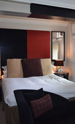The Malmaison Oxford - Where to Stay for Unique Luxury in Oxford, England! The Malmaison Oxford is actually an old prison converted into a trendy hotel - it's fun and different!
