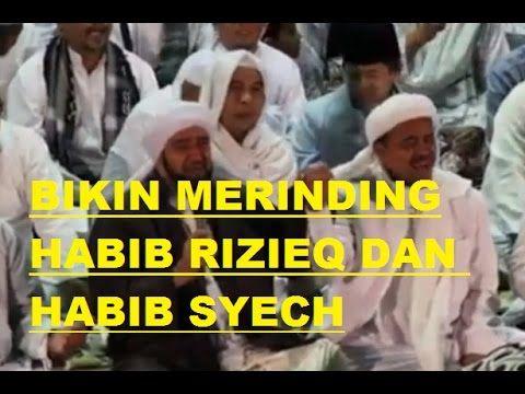 Habib Rizieq dan habib syech yang sudah sangat terkenal di indonesia. banyak orang yang sudah menjadi murid beliau. untuk itu inilah detik detik bagaimana se...