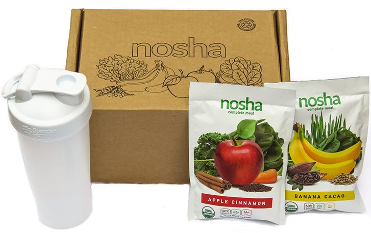 Nosha | The Ultimate Green Drink