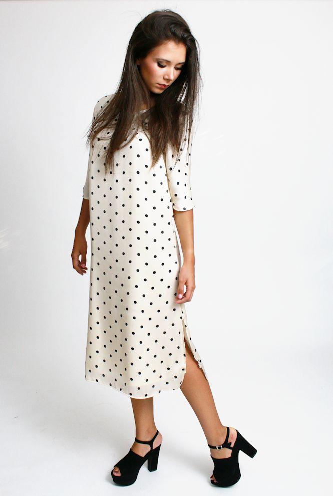 Vestido de lunares | Bluedale