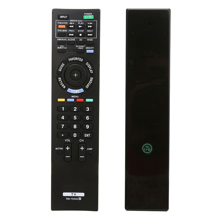 1pc Universal 3D HDTV LED LCD TV Remote Control Controller For Sony TV RM-YD040 Replacement Promotion FW1S