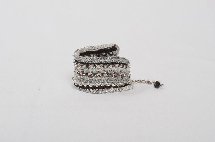 Joy - silver bracelet from http://stylewise.gr/