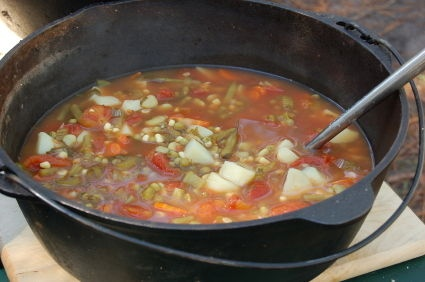 1000 images about chuckwagon cooking on pinterest the for Healthy dutch oven camping recipes