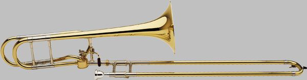 Bach Stradivarius Tenor Trombones with Hagmann valve F attachments add a more open feel to the already superior Bach 42 series trombones.